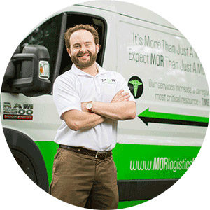 MOR Logistics with Zach John, Owner & Founder