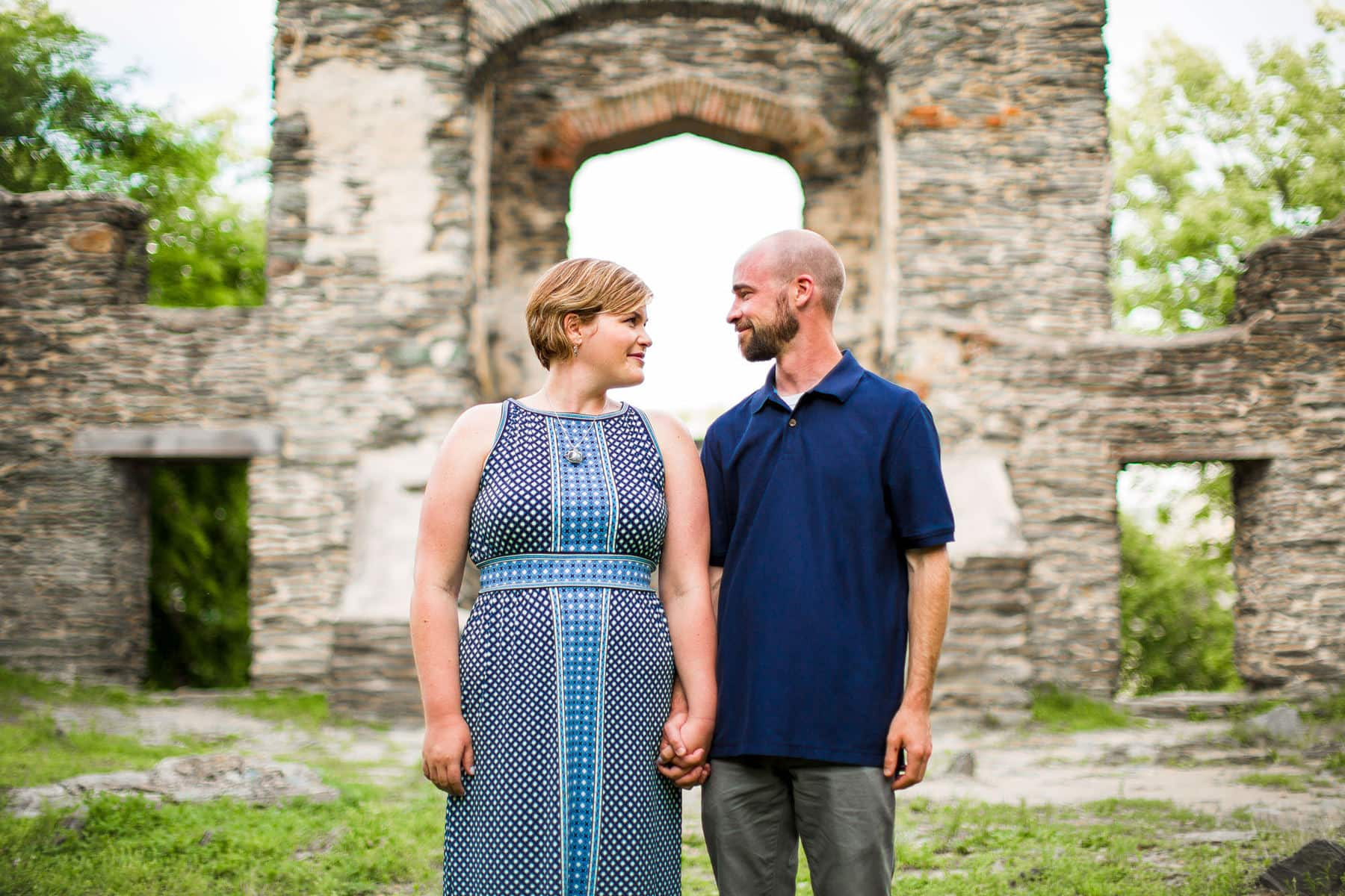 Engagement Photos by Kelly Heck Photography Fells Point Virginia