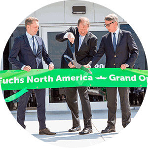 Fuchs North America Headquarters in Hampstead, Maryland | Grand Opening and Ribbon Cutting