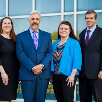 Velnoskey Wealth Management Team Portrait by Kelly Heck Photography Westminster Maryland