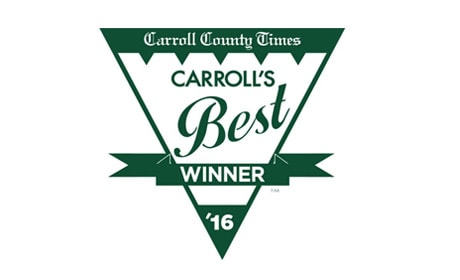 Kelly Heck was voted as 2016's Honorable Mention Carroll's Best Photographer!
