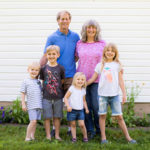 Portraits of Grandparents and Grandchildren in Taneytown, Maryland | Kelly Heck Photography