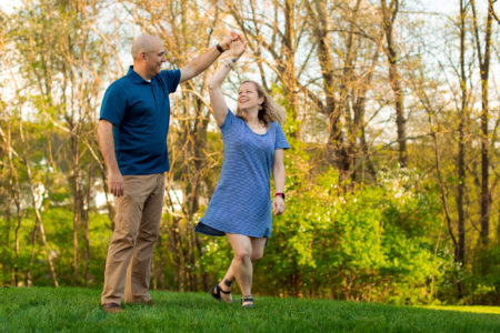 The Giovagnoni Extended Family Portrait by Kelly Heck Photography | Westminster, Maryland