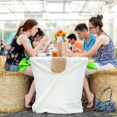 Local Homestead Products Farm & Market in New Windsor, MD | http://www.lhp.farm/ | Farm To Table Dinner July 2019