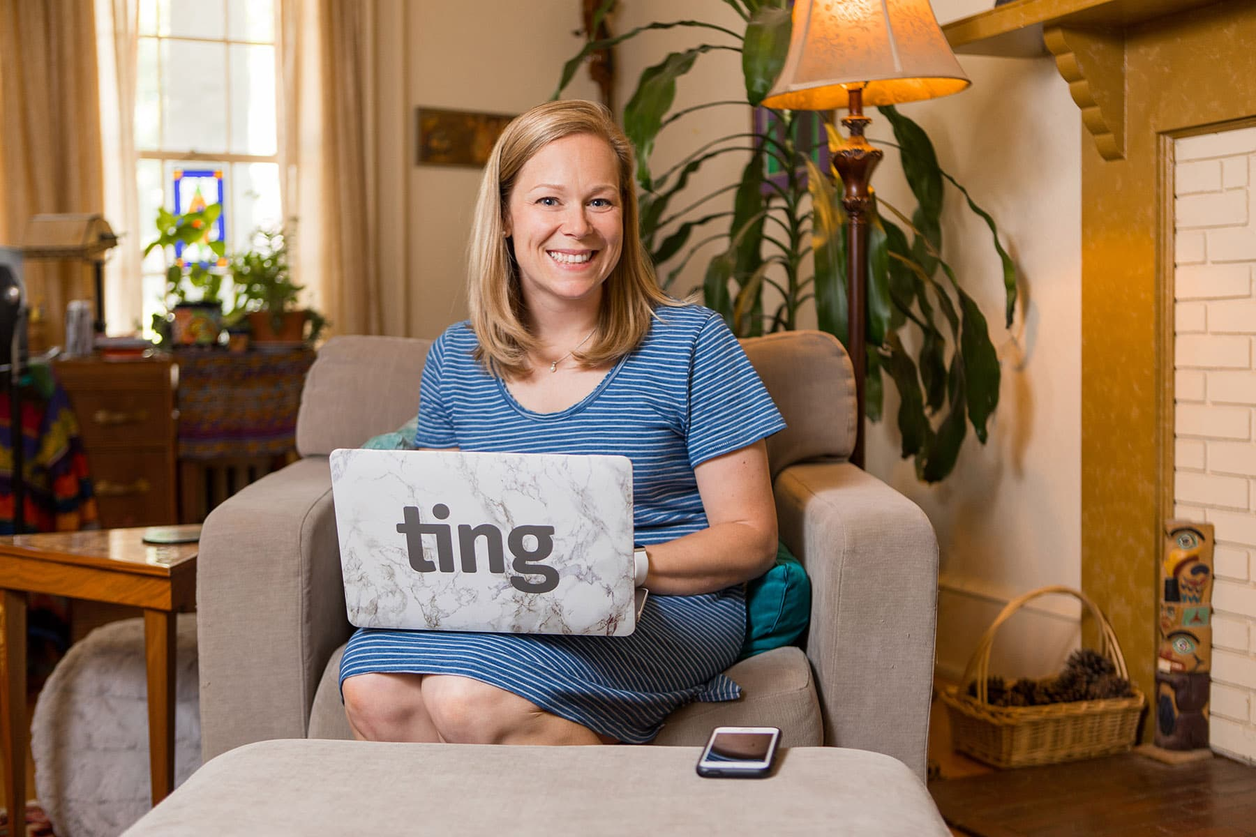 TING Customer Stories | Westminster, Maryland | https://ting.com/internet/town/westminster