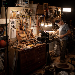 Doug Heck Woodturning Woodturner Taneytown MD