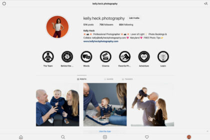 4 Ways Utilizing Your Photos & Video in Instagram Stories Can Improve Your Profile