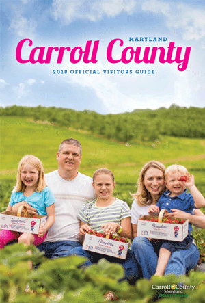 2018 Carroll County Maryland Tourism Guide - Featuring Photos by Kelly Heck Photography