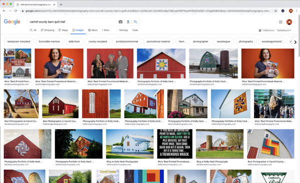 Ranking in Google Image Search is a BIG DEAL!